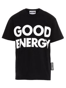 Moschino - Good Energy T-shirt in black