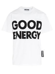 Moschino - Good Energy T-shirt in white