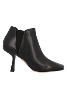 Jimmy Choo - Marceline ankle boots in black