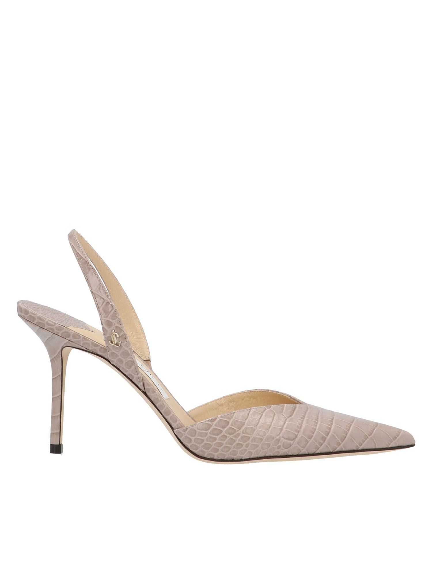 Jimmy Choo THANDI SLINGBACK IN BEIGE