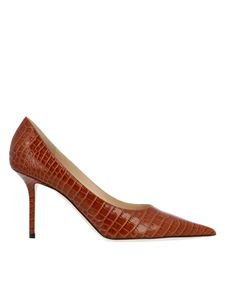Jimmy Choo - Love 85 pumps in brown