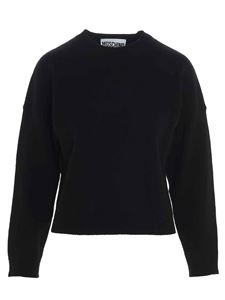 Moschino - Couture logo pullover in black