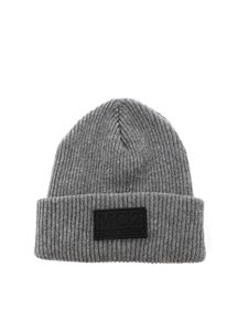 MC2 Saint Barth - Holden beanie in melange grey