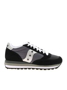 Saucony - Jazz Triple sneakers in black and grey