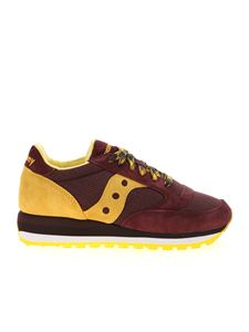 Saucony - Sneakers Jazz Triple color vinaccia
