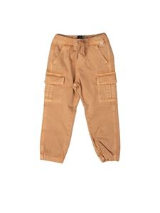 Il Gufo - Patch pockets pants in brown