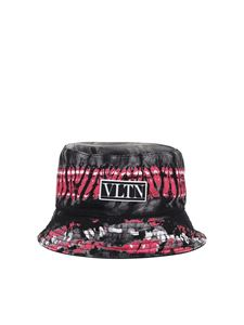 Valentino - Reversible bucket hat