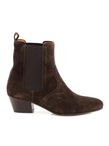 Closed - Suede ankle boots