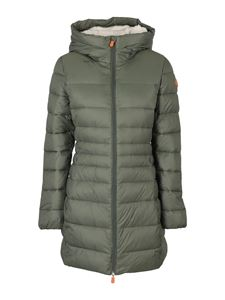 Save the duck - Quilted padded coat