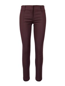 Patrizia Pepe - Cotton blend trousers