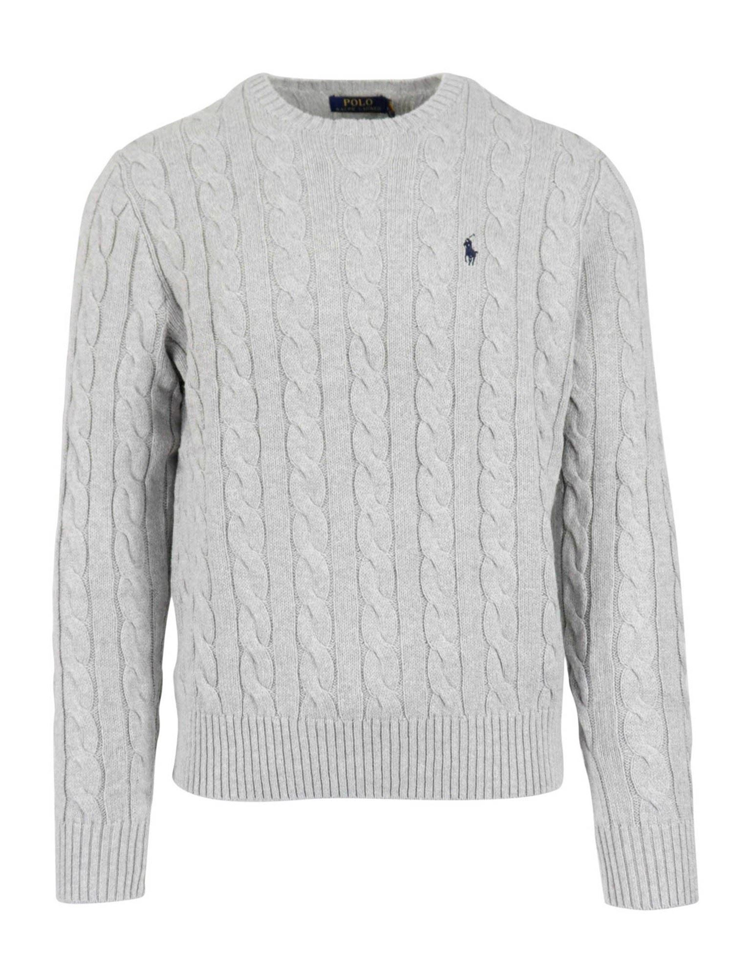 POLO RALPH LAUREN POLO RALPH LAUREN CABLE KNIT SWEATER
