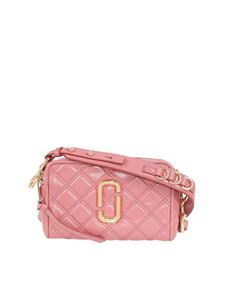Marc Jacobs  - The Quilted Softshot 21 bag