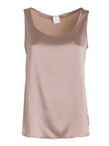 Max Mara - Pan tank top
