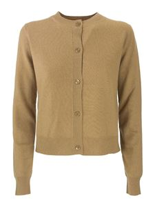 Max Mara - Geyser wool and cashmere cardigan
