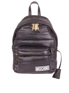 Moschino - Padded nylon backpack