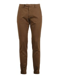 Briglia 1949 - Stretch cotton trousers