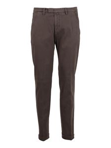 Briglia 1949 - Stretch cotton pants