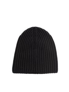 Loro Piana - Cashmere beanie in black