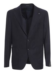 Tagliatore - Textured wool suit