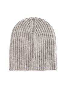 Loro Piana - Cashmere beanie in grey