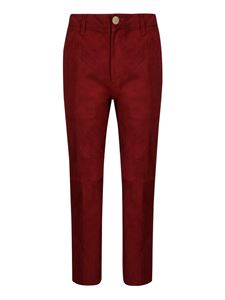 Forte Forte - Suede pants