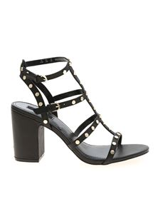 DKNY - Hanz Strap Mule sandals in black