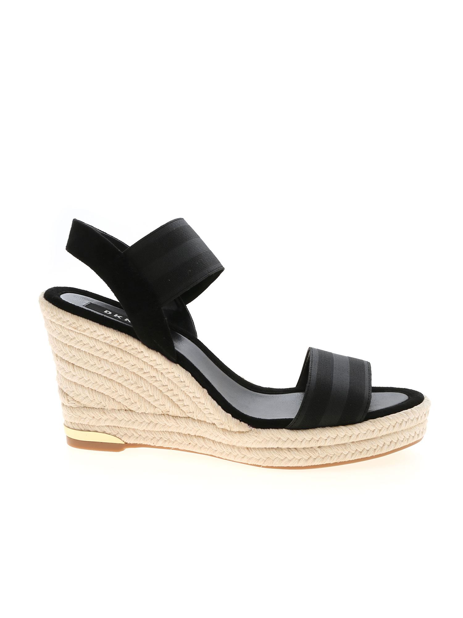Dkny Suedes CAT SANDALS IN BLACK