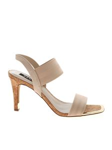 DKNY - Bryson sandals in beige