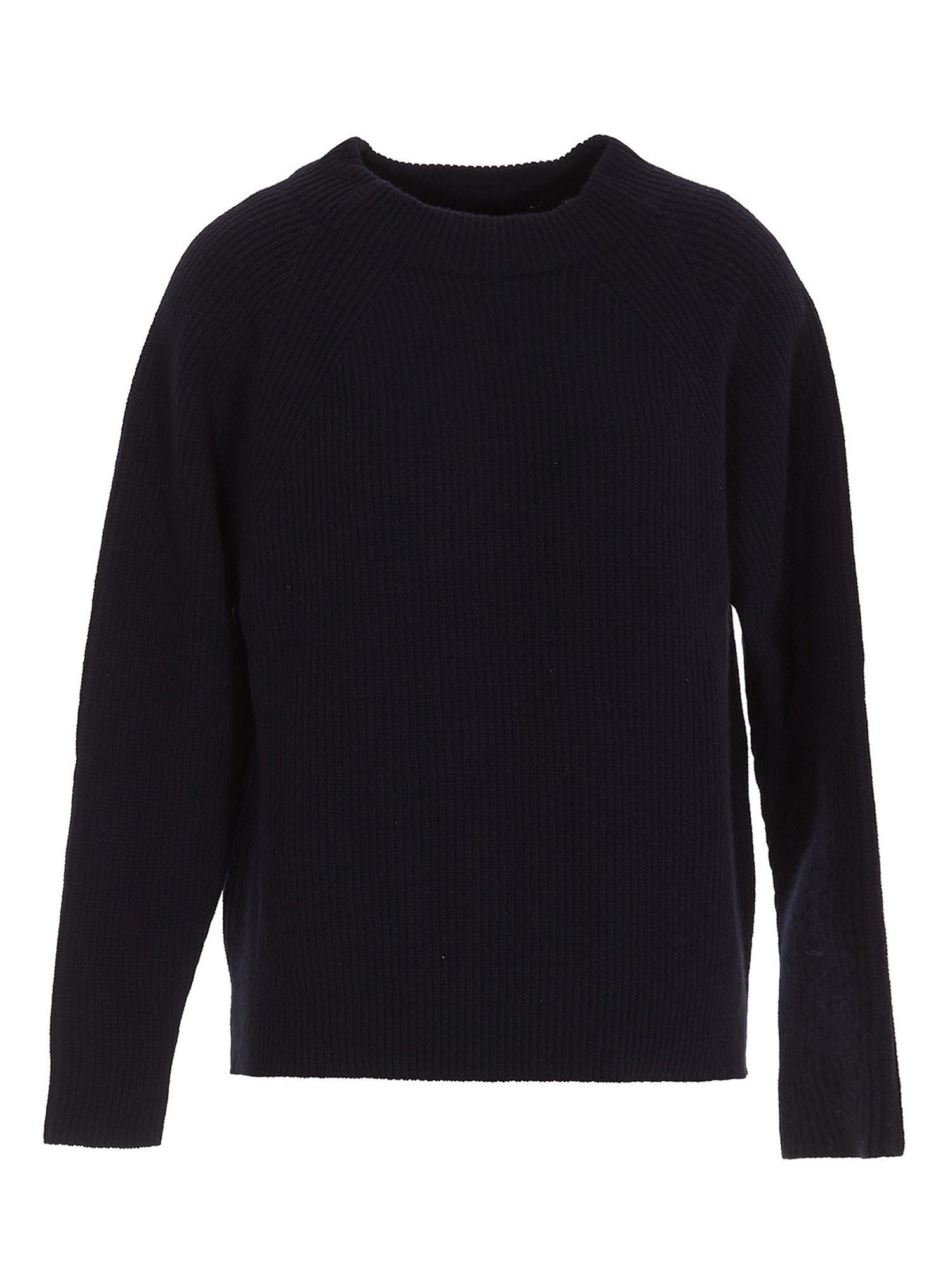 Aspesi WOOL AND CASHMERE BLEND CREWNECK