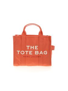 Marc Jacobs  - The Traveler small tote bag in orange