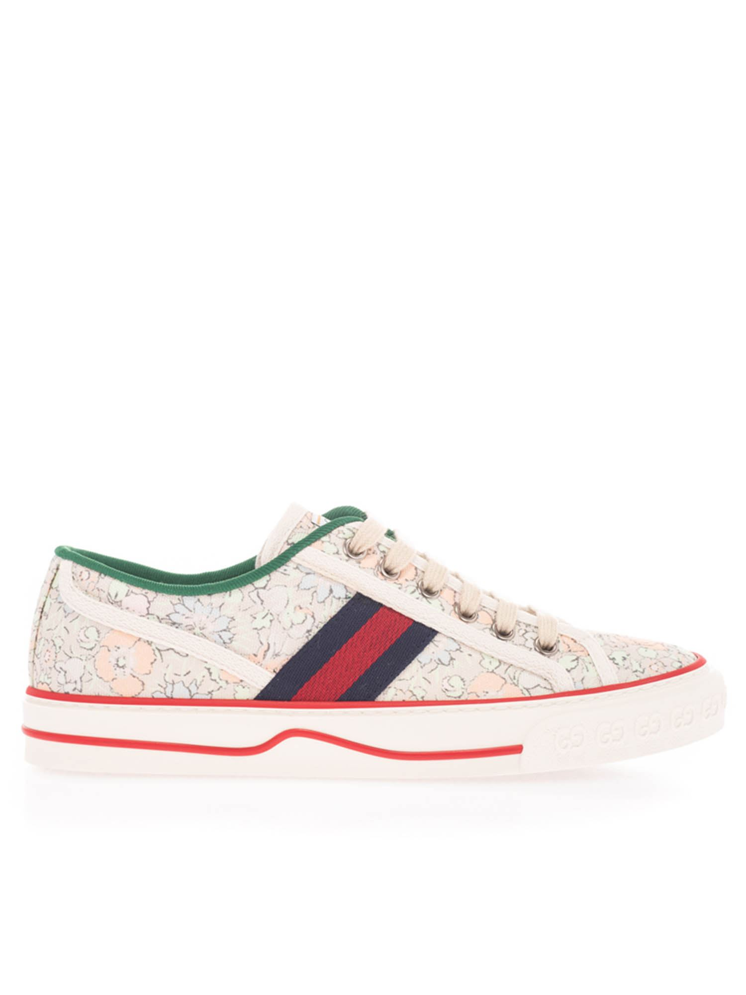 Gucci SNEAKERS IN MULTICOLOR