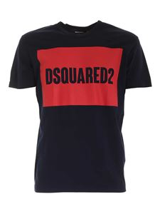 Dsquared2 - Dsquared2 T-shirt in blue