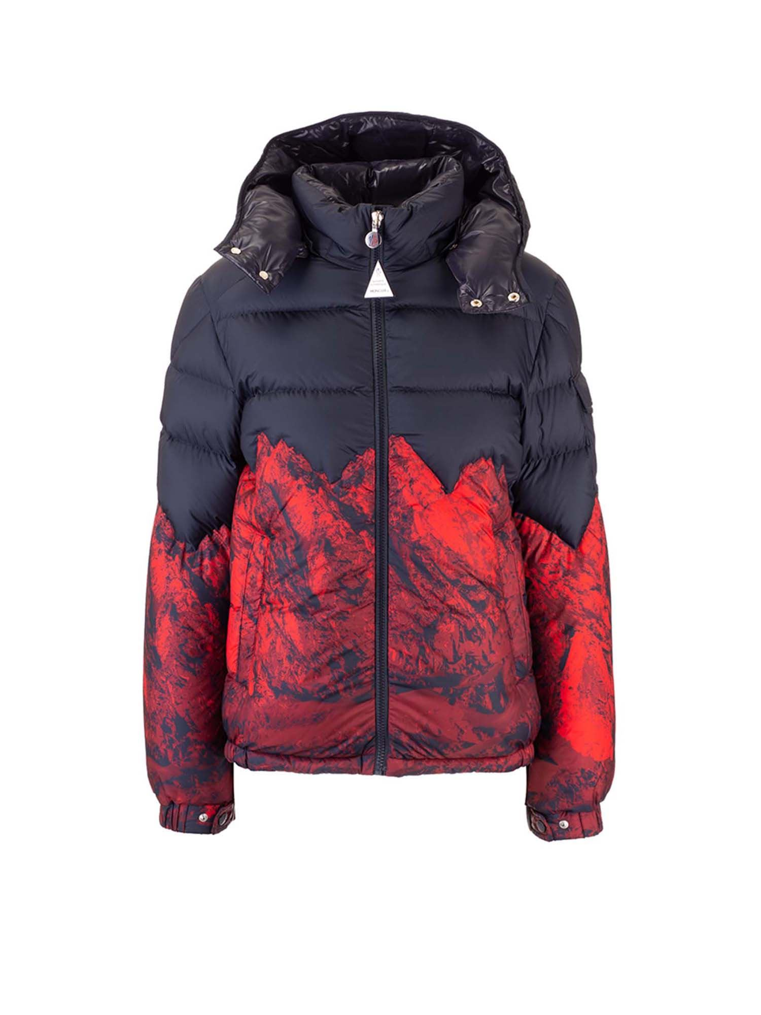 Moncler Jr WIND MONCLER KIDS DOWN JACKET IN BLACK