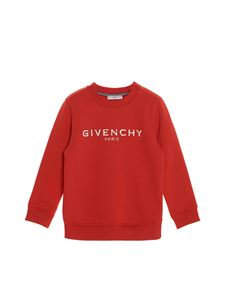 Givenchy - Branded sweatshirt in red