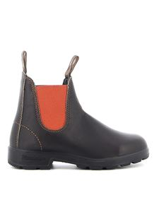 Blundstone - Smooth leather Chelsea boots in brown