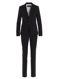 Dsquared2 - London suit in grey