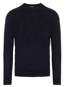 Dsquared2 - Pocket sweater in blue