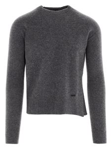 Dsquared2 - Cut out details sweater in grey
