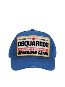 Dsquared2 - Baseball cap in blue