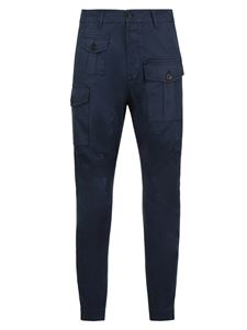 Dsquared2 - Cargo pants in blue