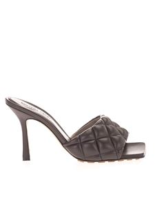 Bottega Veneta - Mules Padded marroni