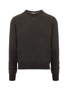 Bottega Veneta - Pullover in lana marrone
