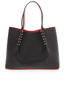 Christian Louboutin - Cabarock Large tote bag in black