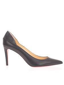 Christian Louboutin - Maastricht 85 mm pumps in black