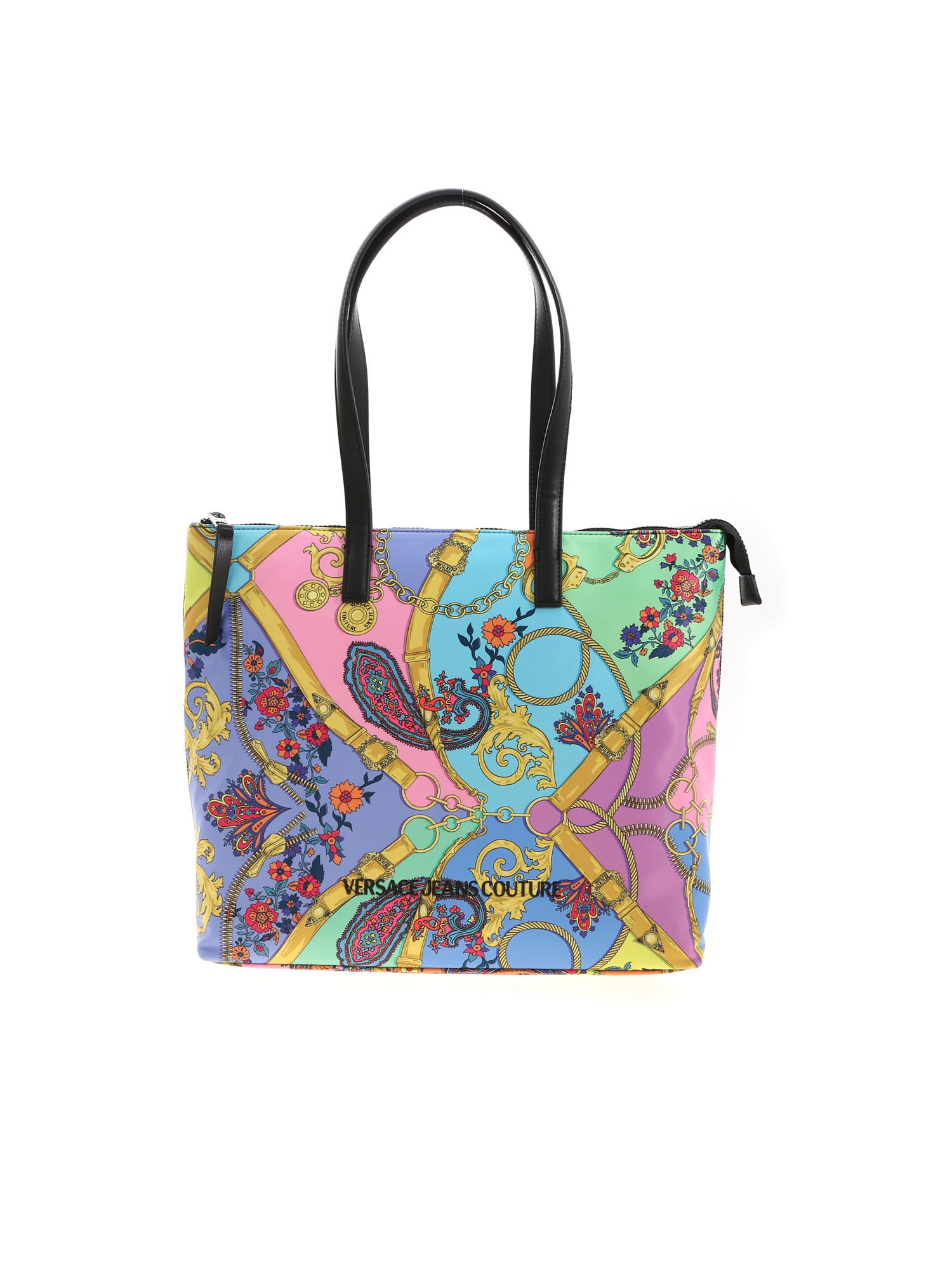 Versace Jeans Couture Multicolored Shopping Bag