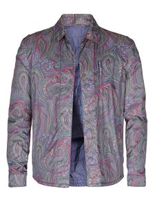 Etro - Paisley patterned jacket in multicolor