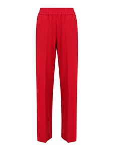 Golden Goose - Red tracksuit bottoms