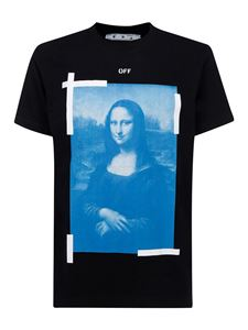 Off-White - Monalisa T-shirt in black