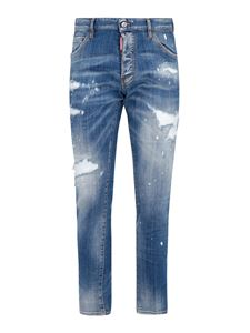 Dsquared2 - Cool Guy light wash jeans