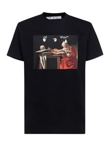 Off-White - Caravaggio T-shirt in black